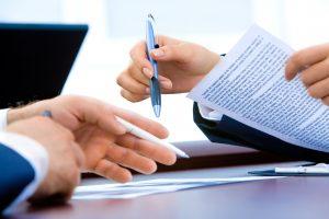 contratto giuridico
