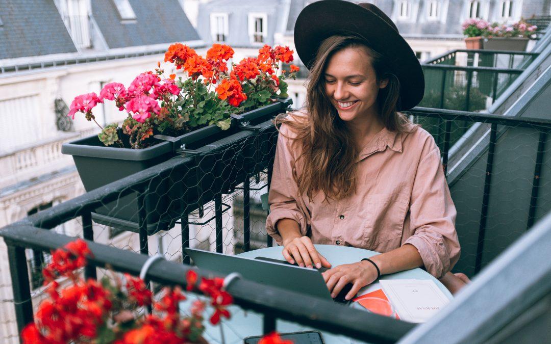 Lavoro da casa: come vivere bene lo smart working